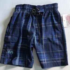 Tyr Boys Swim Trunks